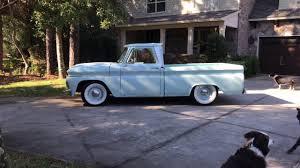 1964 Chevrolet C10, 1:2 ton, Fleetside Short bed - YouTube