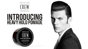Pomade Hairstyles 91 Best Style Sky High American Crew Heavy Hold Pomade Raises Eyebrows With