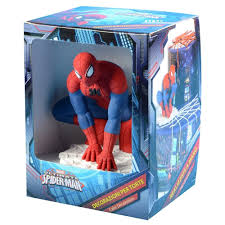 Spiderman Cake Decoration Topper Figurine