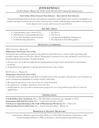 Sample Journeyman Electrician Resumes Resume Sample Electrician Arzamas