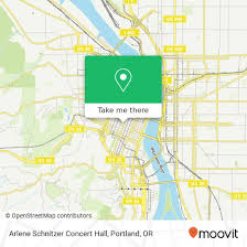 How To Get To Arlene Schnitzer Concert Hall In Portland By