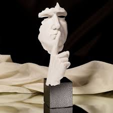 contemporary and abstract sculptures and figurines  touch of class