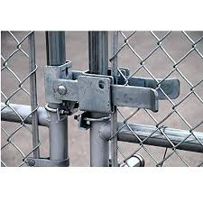chain link fence gate lock. Chain Link Double Gate Latch Larger Photo Email A Friend Fence  Hardware . Lock