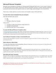 Resume Templates Australia Best Free Resume Template Downloads Australia Free Resume Templates 16