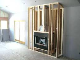 framing a gas fireplace the best framing gas fireplace framing around gas fireplace insert best image