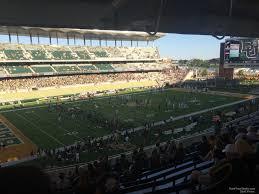 Mclane Stadium Section 211 Rateyourseats Com