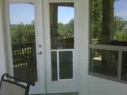 amazing sliding glass pet door