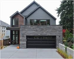 modern garage doors. Garage Doors For Less Van Nuys » Unique Exterior Design Contemporary House Facade With Black Modern