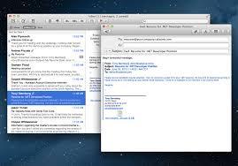 Sample Email When Sending Resume