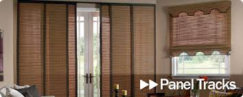 sliding door panel blinds. Awesome Blinds For Patio Doors Door Panel Track Americanblinds Outdoor Design Photos - Sliding A