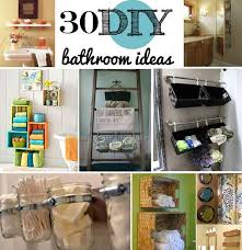 bathroom diy ideas. Exellent Bathroom 30 Brilliant DIY Bathroom Storage Ideas Throughout Diy B