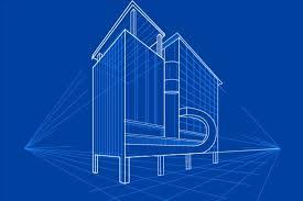 Simple Blueprint Simple Blueprint Building Vectors Design 10 Free Download