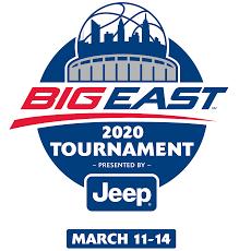 Big East Tournament Tickets Official 2020 Big East Mens