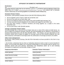 Free Business Partnership Agreement Contract Pdf Form Sample – Home ...