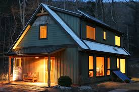 Home Plans For A Passive Solar Earth Sheltered Home At Deep Solar Home Designs