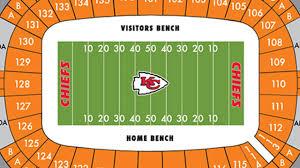 Community America Ballpark Seating Chart Arrowhead Stadium Seating Chart