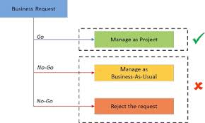 Case Study: Is Every Business Request A Project?