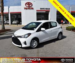 Used 2015 Toyota Yaris L For Sale in Sanford FL FA040423P ...