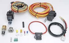 be cool radiators 75104 dual fan wiring harness kit 40 amp be cool radiators 75104