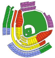 63 Studious Padres Seat Map