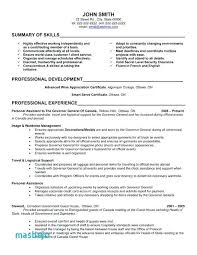 Professional Administrative Resume Receptionist Sample Executive