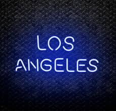 Neon Signs Los Angeles Awesome Buy Los Angeles LA Neon Sign Online Neonstation
