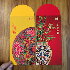 Ang Pow Design 2019 2019 Citibank Red Packet Angpao Angpow Design Craft