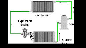 acson international refrigerant circuit diagram