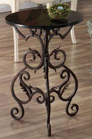 metal furniture designs. wrought iron side table tables living room furniture homedecorators metal designs