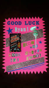 Good Luck Competition Girl Poster Cheer Posters Dance