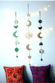 moon wall decor post mexican