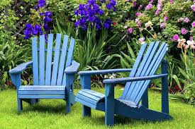 wooden outdoor furniture painted. Outstanding Painting Outdoor Wood Furniture Spray Paint Wooden Garden Painted O