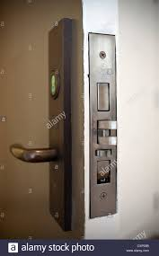 a mortise type lock in an apartment door in new york is seen on saay october 6 2012 richard b levine