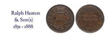 Ralph Heaton & Son(s) - birminghamminttokens.com