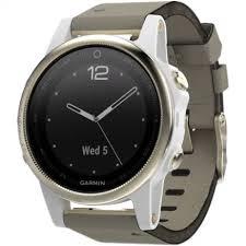 <b>Garmin Fenix 5S Sapphire</b> Compact Multisport GPS Watch ...