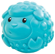 <b>Развивающая игрушка B</b> kids Sensory - Овца — купить по ...