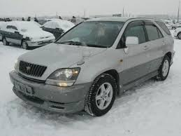 1998 Toyota Harrier – pictures, information and specs - Auto ...