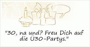 Lustige Sprüche Zum 30 Geburtstag Einer Von 20 Sprüchen