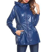 elover raincoat lightweight waterproof windbreaker