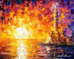 palette knife oil painting on canvas by leonid afremov leonid afremov