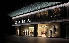 zara a global success story