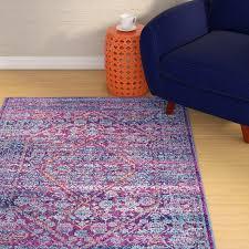 mistana daveney purple area rug reviews wayfair with decor 6