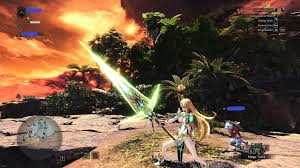 If you play Monster Hunter World on PC, try the Mods of fabaji :  Xenoblade_Chronicles
