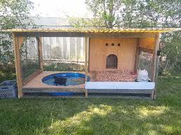 Duck House Design Plans What Does Your Duck House Look Like Duck Coop Backyard