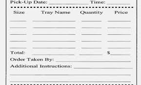 Bakery Inventory Sheet Awesome Costco Cake Order Form Pdf Uk Best Of