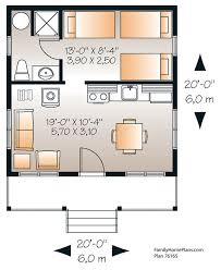 tiny house plans. tiny house floor plan 76165 by family home plans