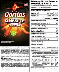doritos dinamita chile limon pack of 3 image 1