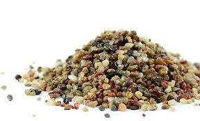 <b>aquarium</b> sand <b>fish tank</b> gravel , <b>silica</b>, premium, tropical, 100% natural