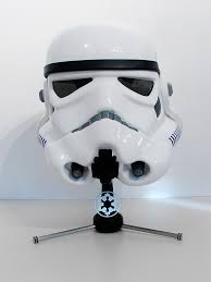 Stormtrooper Helmet Display Stand Inspiration 32st Creations Store STAR WARS BLASTER STANDS AND STORMTROOPER
