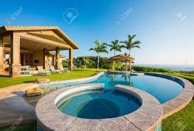 luxury home swimming pools.  Luxury Luxury Home With Swimming Pool Stock Photo  28327031 In Home Swimming Pools S